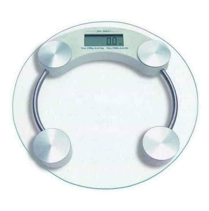 Selfiee Digital Personal Scale