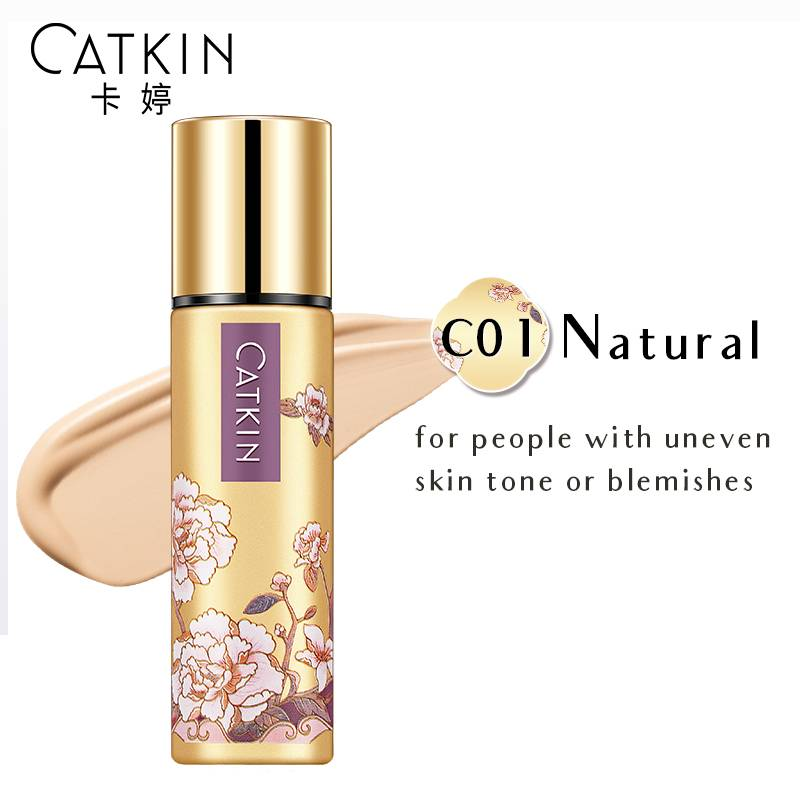 CATKIN Smooth Liquid Foundation