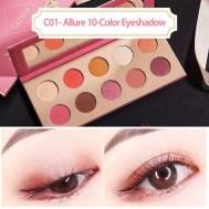 CATKIN Allure 10 Colors Eyeshadow Palette
