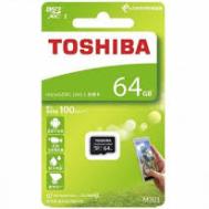 Toshiba Micro SD card 64GB Class 10 UHS-1 (100mb/s)