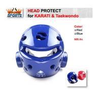 Wow Sports Head Protector For Taekwondo & Karate