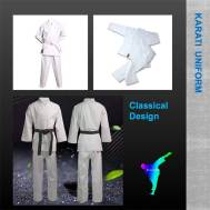 Wow Sports Karate Uniform