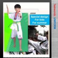 Wow Sports Taekwondo Uniform(Short)