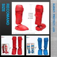Wow Sports Leg protector for Karate