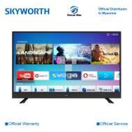 """SKYWORTH TV  LED  24"""" HD T2 (Soundbar)  24 E3"""