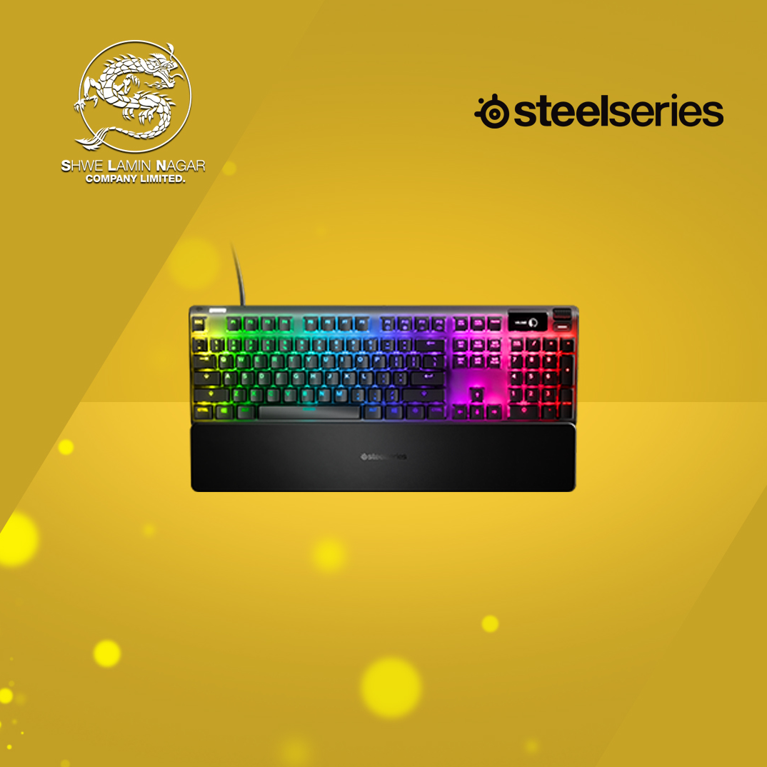 SteelSeries Apex 7 ( Red Switch ) US Keyboard