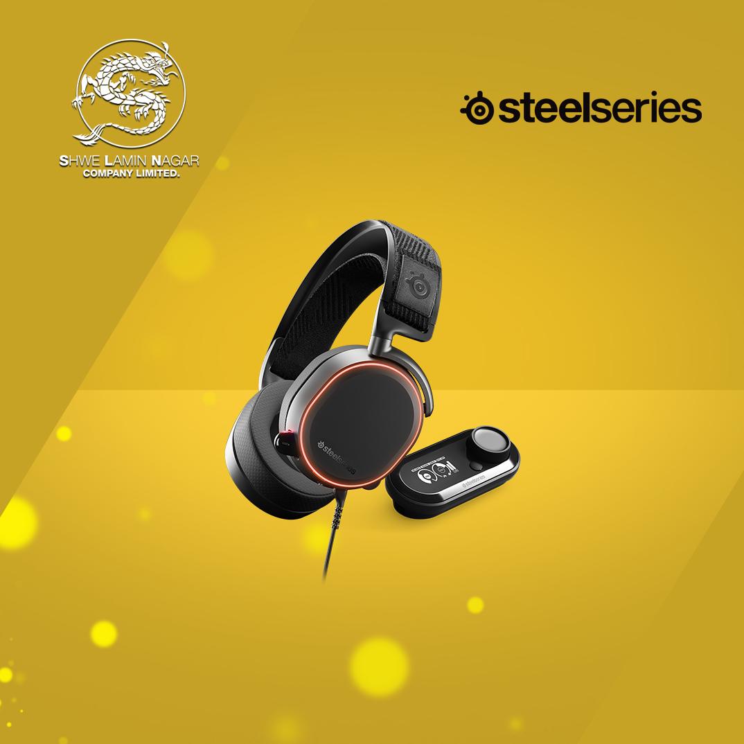 SteelSeries Arctis Pro+ Game DAC ( Headphone )