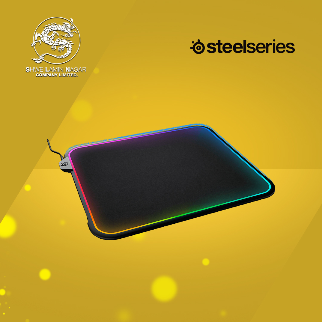 SteelSeries QCK Prism ( Mouse Pad )
