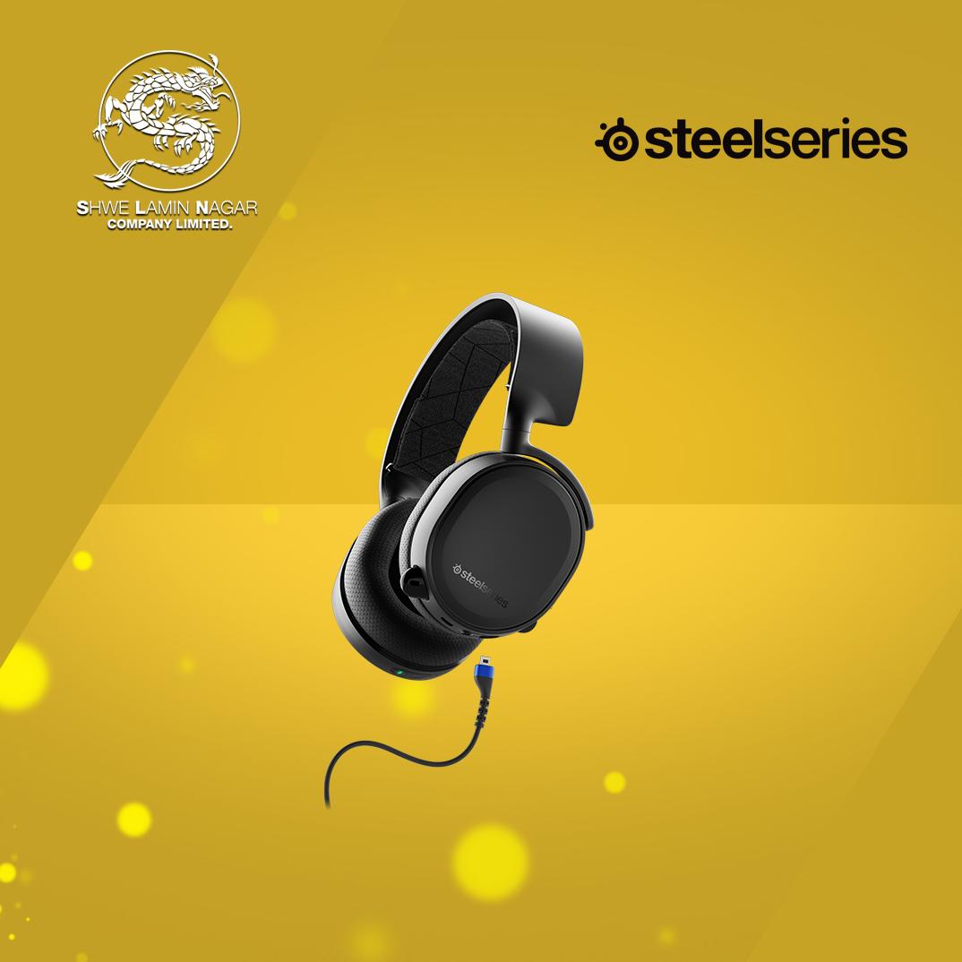 SteelSeries Arctis 3 Bluetooth ( 2019 Edition ) Headphone