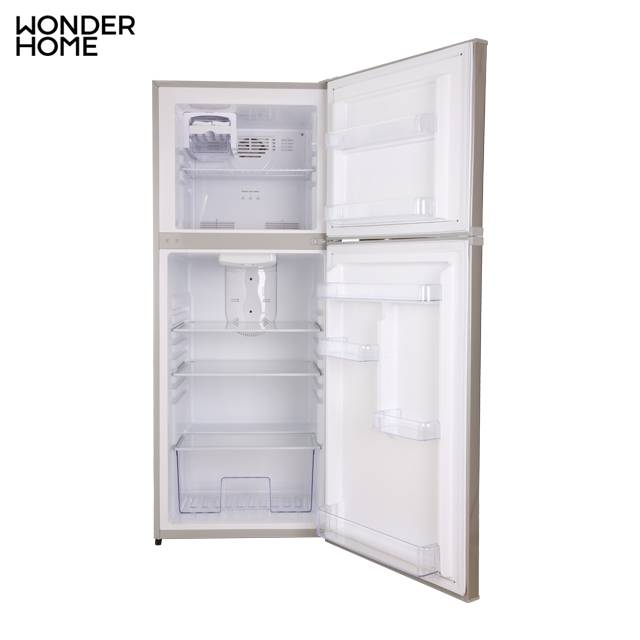 WONDER HOME Two Door No Frost Refrigerator 282L (MODEL: WHF-NF-282L)