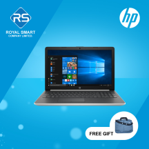 "HP (i5) 8th Gen 15.6"" Notebook (15-da1069TX)"