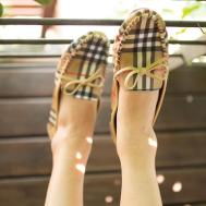 VR Girl Slipper Footwear Yellow (GP-016)