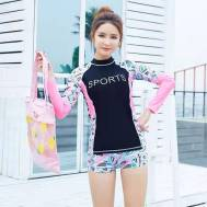 Sport Female-Diving&Snorkeling Suit Set(6503)