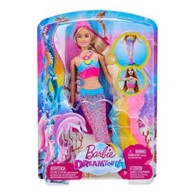 Monument Barbie Rainbow Lights Mermaid (3+) (887961207651)