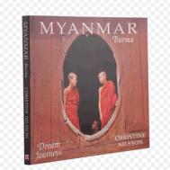 Monument Dreams Journeys:Myanmar/Burma(9781909612136)
