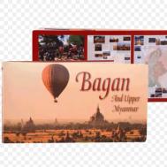 Monument Bagan And Upper Myanmar(9789622178625)