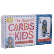 Monument The Book of Cards for Kids: 35 Classic Card Games(9780761148005)