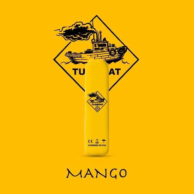 Tugboat V1 (Mango) - 1pc