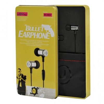 JBM Bullet Earphone (MJ007)