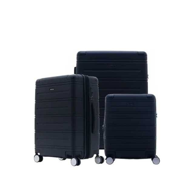 "GIOGRACIA Angolo Travel Luggage (12-13-GIO04) Size 20"""