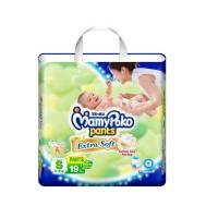MamyPoko Pants Extra Soft Diaper (S-19's pcs)