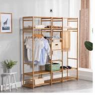 Nicco Ash Hanger and Shelves Wardrobes (CRB-10)