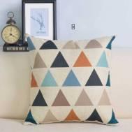 Nicco 100% Cotton-hemp Throw Pillow (DPN-05)