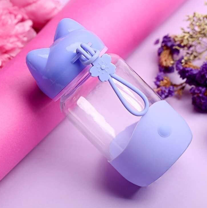 Selfiee Rabbit Water Bottle (340ml)