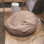 Nicco 100% Beads Polyester Cotton Bean Bag (BEB-01)