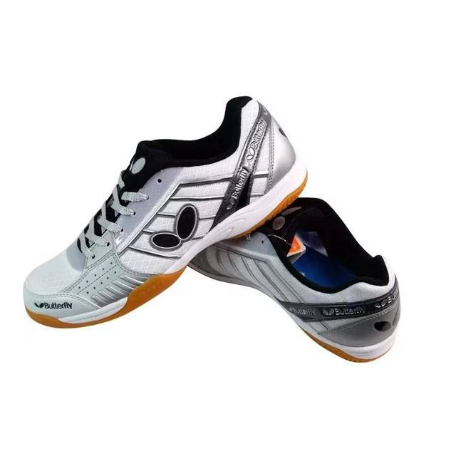 Butterfly Sports Shoes White/Black (93530)