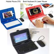 "Harrier Tablet OTG Keyboard for 7""/ 8"""