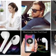 Harrier iDesign Bluetooth Earbuds