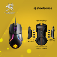 SteelSeries Gaming Mouse (Rival 600)