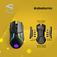 SteelSeries Wireless Gaming Mouse (Rival 650)