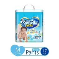 Mamypoko Pants Extra Dry Skin Diaper (M-17pcs)