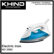 KHIND Steam Type Electric Iron (KEI - 2362)
