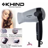 KHIND Foldable Handle Hair Dryer (HD - 1001)