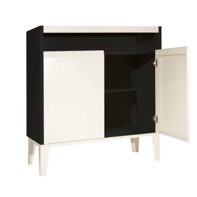 KIOSK Showcase And Cabinet 100cm (SLK-02)
