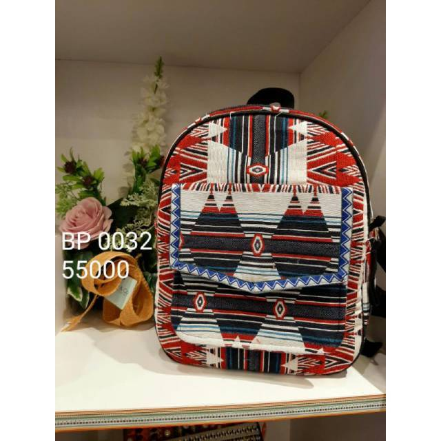 Zoey small backpack (BP 0032)