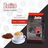 Zolito Solo Supremo Ground Coffee