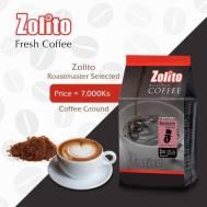 Zolito Roastmaster Selected Ground Coffee