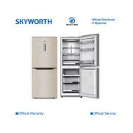 SKYWORTH Two Door Refrigerator SRD-223CB