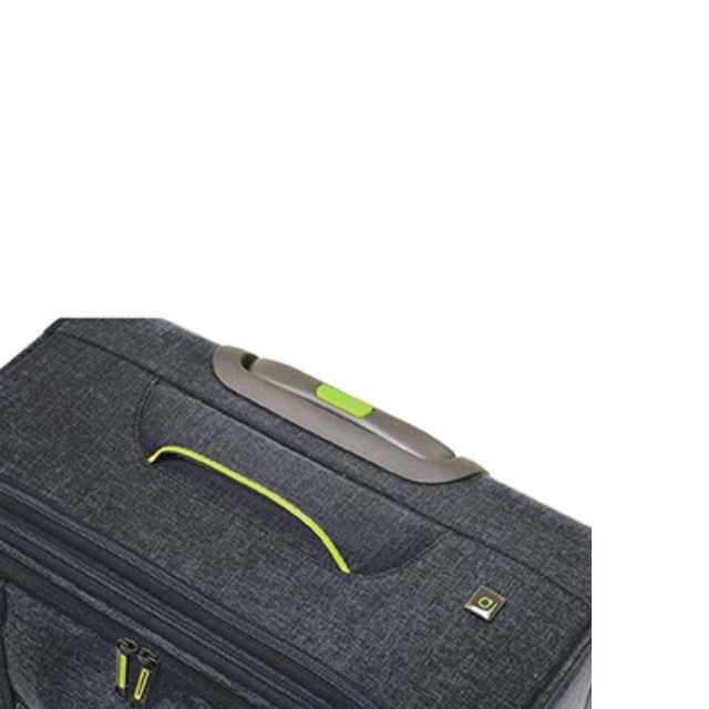 Caggioni High Quality Polyester with Thick Fabric Travel Luggage (16-I7-17011) Size 28""