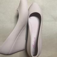 "Selfiee Heel Jelly Shoe (3"" high)"