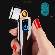 Rechargeable USB Touch Lighter (USB အားသြင္းမီးျခစ္)