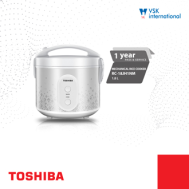 Toshiba Simple Rice Cooker (1.8L) RC-18JH1NM
