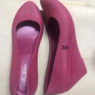 Heel Jelly Shoe