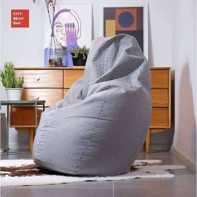 City Bean Bag Sacco Bean Bag Large size