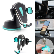 360° Universal Car Air Vent Mount Bracket (2 in1)