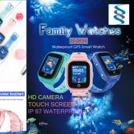 3S GPS Kids Watch (KT01)